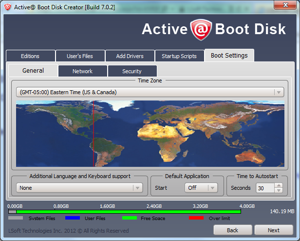how to map a network drive in active directory