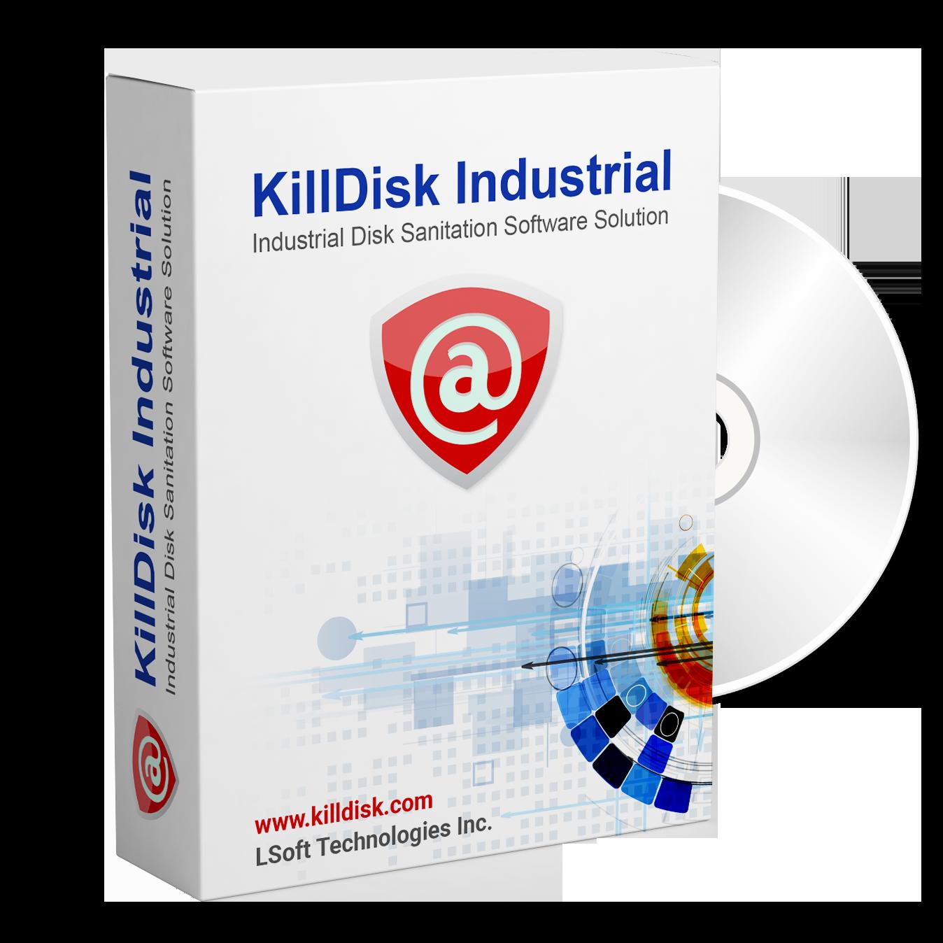 KillDisk Industrial Software – Software Disk Erasure & Sanitation
